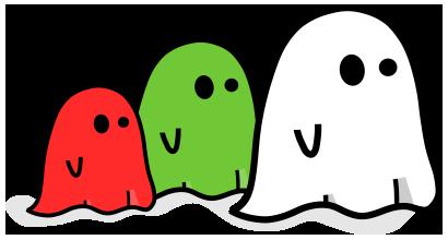 Trois fantômes