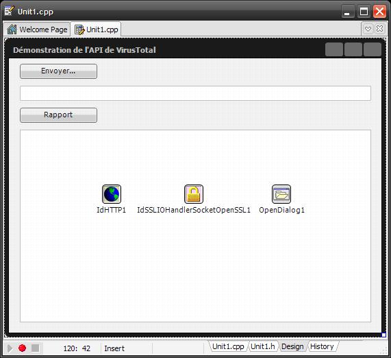 VirusTotal API