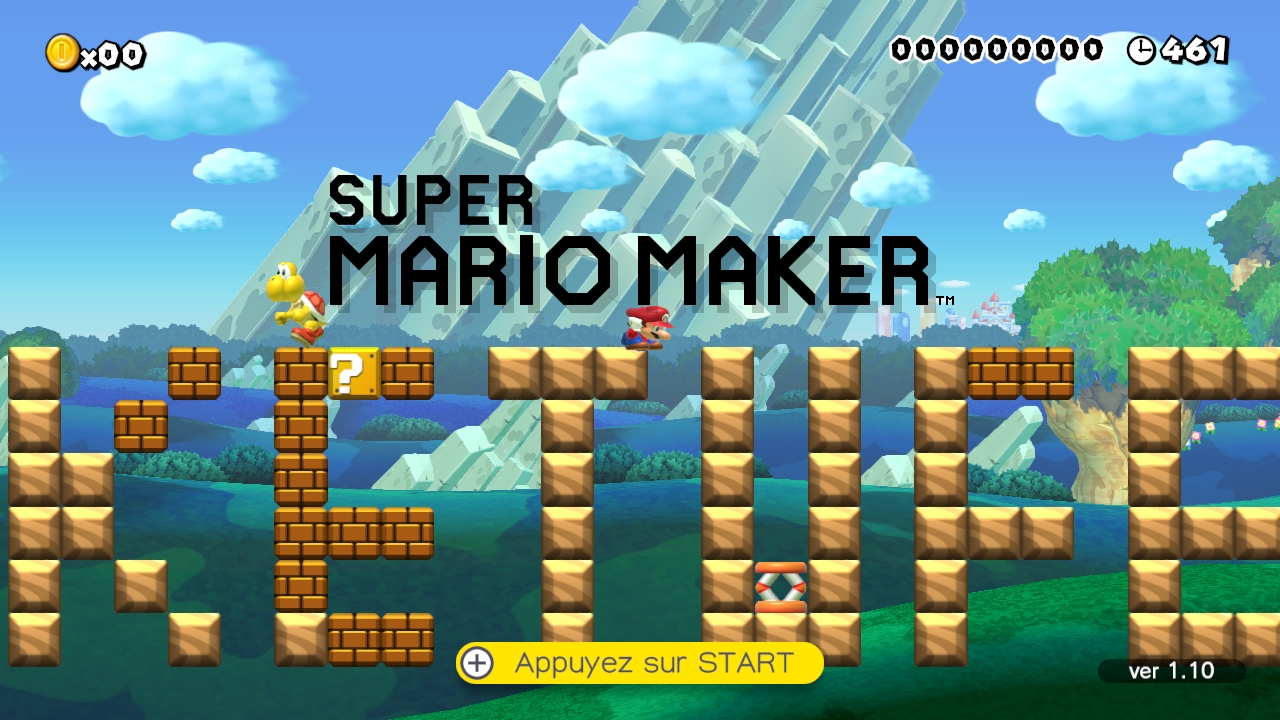 Super Mario Maker Ketufe